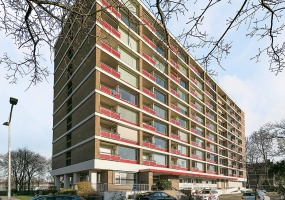 Bachstraat 122 2324 GP, Leiden, 1 Bedroom Bedrooms, ,1 BathroomBathrooms,Appartement,Te koop,Rijnlandflat,Bachstraat,5,1037